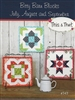 Bitty Barn July-Aug-Sept Pattern