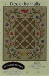 DECK THE HALLS Quilt Pattern