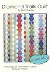 Diamond Trails Quilt Pattern