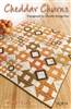 Cheddar Churns Quilt Pattern