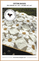 Cotton Daisies Quilt Pattern