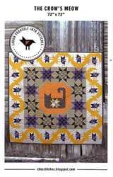 The Crow's Meow Quilt Pattern