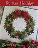 Twister HOLIDAY Wreath Pattern