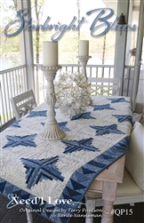 Starbright Blues Quilt Pattern