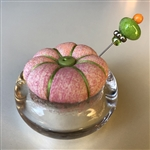 Antique Salt Dip Pincushion