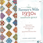 The Farmer's Wife 1930s Sampler Quilt Book