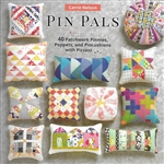 Pin Pals Pincushions Book