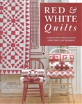 Red & White Quilts Book