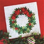Twister HOLIDAY Wreath Quilt Kit