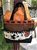 HAUNTING COLLAGE & CATS Halloween Tote Kit