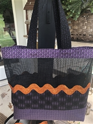 PURPLE MOONS Halloween Tote Kit