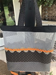 AUTUMN GRAYS Halloween Tote Kit