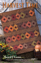 Harvest Time Pattern