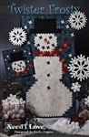 Twister Frosty Snowman Pattern
