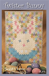 Twister Bunny Pattern