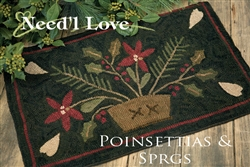 Poinsettias & Sprigs