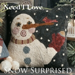 Snow Surprised