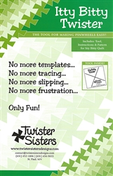 Itty Bitty Twister TOOL from Twister Sisters