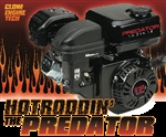 HOTRODDING THE PREDATOR