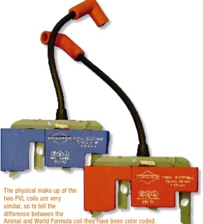 PVL Ignition Coil