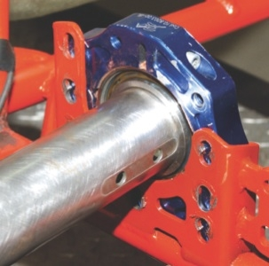 AXLE INSTALLATION & REMOVAL (VIDEO)
