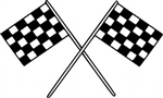 Racing Flags for Go Karting