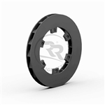 200x18mm Vented Brake Disk Rotor