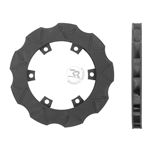 Floating Self-Ventilated Brake Disc for CRG Karts