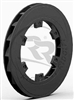 200x18mm Vented GROOVED Brake Disk Rotor