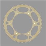 #219 Light Weight Extron Pro High Performance Rear Go Kart Sprocket