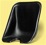 Basic Plastic Seat for Rental Kart