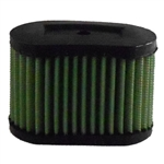 Green High Performance Air Filter 2192