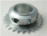 #428 Split Axle Sprocket for 40mm Axle