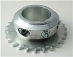 #428 Split Axle Sprocket for 50mm Axle