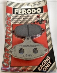 Ferodo Kart Attack FDB2072KI Brake Pad Set for CRG