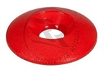 Go Kart Counter Sunk Red Conical Washer 8mm