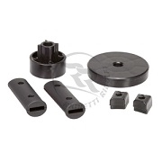 "Set of Replacement Plastic Parts for the K097 5"" Kart Tire Changer"
