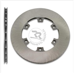 210X12MM Rear Self-Ventilated Brake Disk