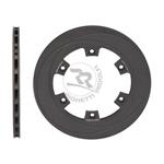 200X12MM 2+2 Channels Rear Self-Ventilated Brake Disk