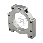 For 40/50MM Axle Bearing Aluminium Housing (D.80MM)