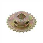 #428 Sprocket 30MM Axle with Keys 6-8MM