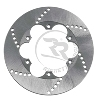210X8MM  Fixed Brake Disk (Steel)