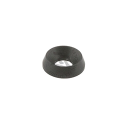 Aluminum Countersunk Washer 19 X 8MM Black