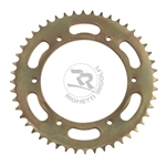 #428 Rear Axle Sprocket Steel One Piece