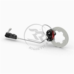 Sprint Kart Rear Brake System European Hydraulic with Master Cylinder Caliper and Brake Rotor