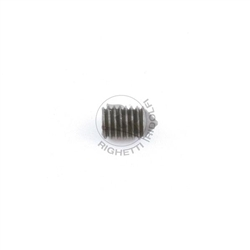 M5X8MM Grub Screw Setted Hexagon Burnished Pointed