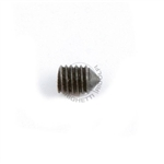 M6X6MM P.0.75 Grub Screw Setted Hexagon Burnished Pointed