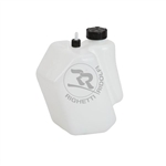 3 Liter Fuel Tank Steering Mount (Black or Red Cap)
