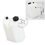 3 Liter Gas Tank (Black or Red Cap) Quick Release