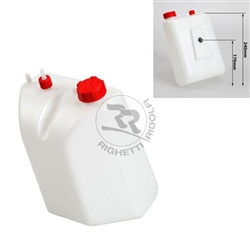 5 Liter Fuel Tank Quick Release (Black or Red Cap)